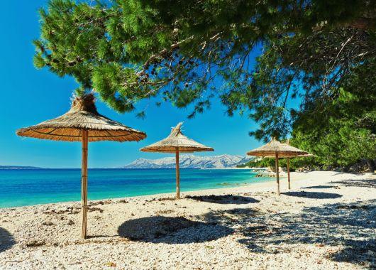 8 Tage Meer in Istrien im Mobile Home inkl. Halbpension für 215€