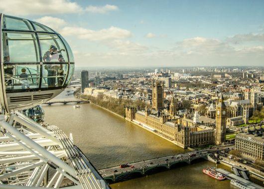 Frühbucher: 3 Tage London im Januar im 4* Hotel mit Flügen ab 183€