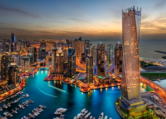 Orient Kreuzfahrt: 8 Tage an Bord der Vision of the Seas ab/bis Dubai inkl. Vollpension ab 429 €