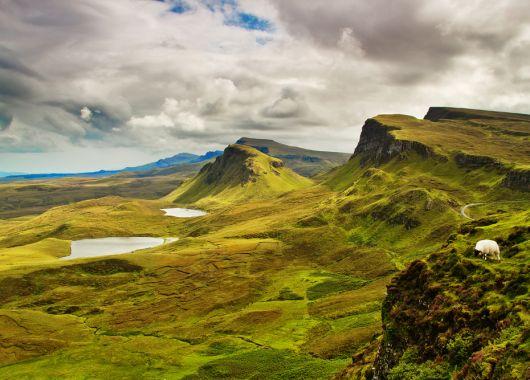 Städtereise Edinburgh: 3 oder 4 Tage im 3*Hotel inkl. Flug ab nur 119€