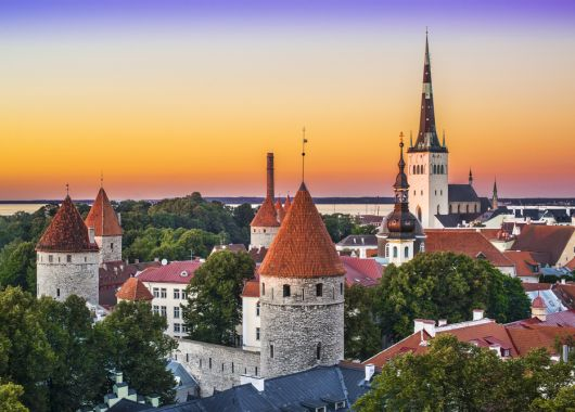 5 Tage im zauberhaften Tallinn: 4* Hotel inkl. Flug und Frühstück ab 106€