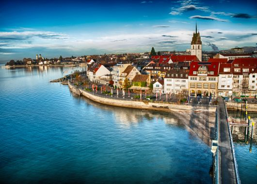 3 Tage am Bodensee im 4* Hotel inkl. Halbpension und Spa ab 129€