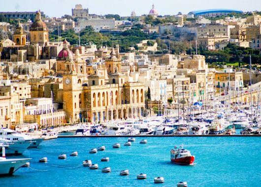 7 oder 14 Tage Malta im 3* Hotel inkl. Flug, Transfer, Frühstück oder Halbpension und Sprachkurs ab 469€
