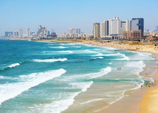 Tel Aviv: Hin- und Rückflug ab Berlin für 100€ pro Person