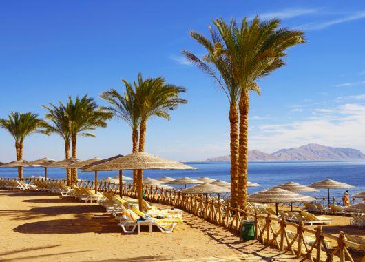 Juni – Juli: 1 Woche Hurghada im 5* Resort mit All In, Flug, Rail&Fly und Transfer ab 474€