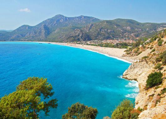 1 Woche Türkische Riviera im 4*Hotel mit Privatstrand, All Inclusive, Flüge und Transfers für 251€ pro Person