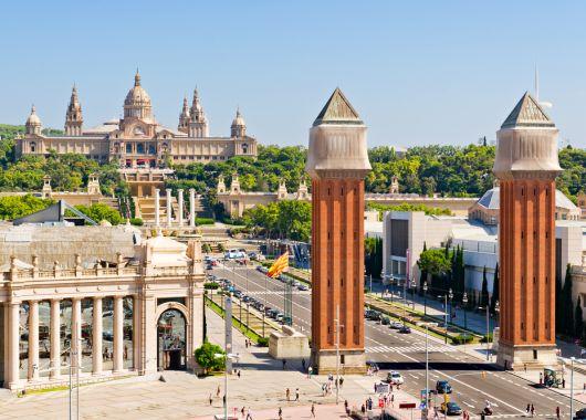 Sehr günstige Flüge nach Barcelona: Hin- und Rückflug ab 20€ pro Person