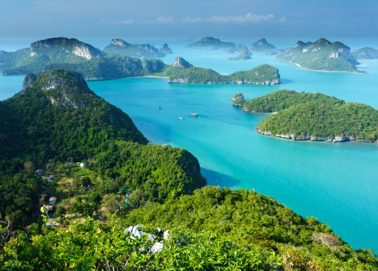 16-tägige Traumreise nach Koh Samui ins 3-Sterne Hotel inkl. Flug, Transfer, Frühstück, Rail&Fly ab 1199€