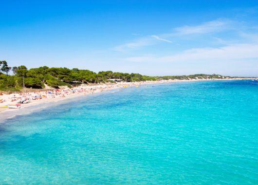 Ibiza im Mai: 1 Woche im sehr guten Hotel inkl. Flug und Halbpension ab 283€