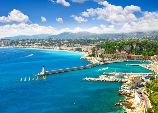 4 Tage Nizza im 4* Hotel inkl. Frühstück und Flug ab 177€