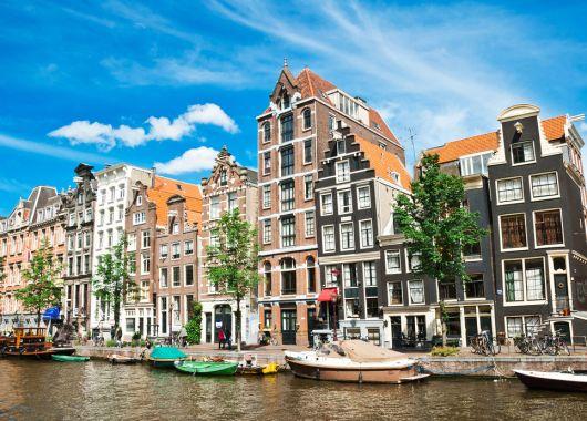 Amsterdam: 3, 4 oder 5 Tage im 3* Hotel inkl. W-Lan und Frühstück ab 79€ pro Person