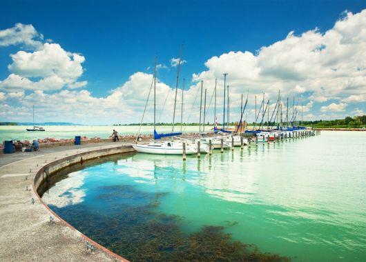 Balaton: 8 Tage im 3*Hotel inkl. Halbpension ab 119€