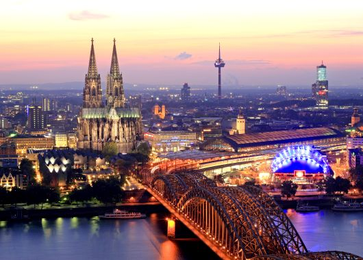 Silvester in Köln: 3 Tage im 3* Hotel ab nur 82 Euro pro Person