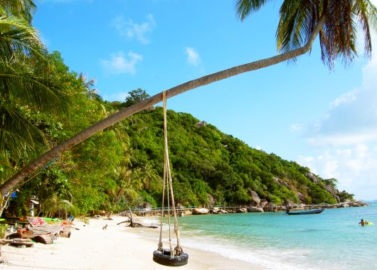 Last Minute Thailand: 11 Tage im 3,5* Hotel inkl. Flug, Transfer, Rail&Fly und Frühstück ab 613€