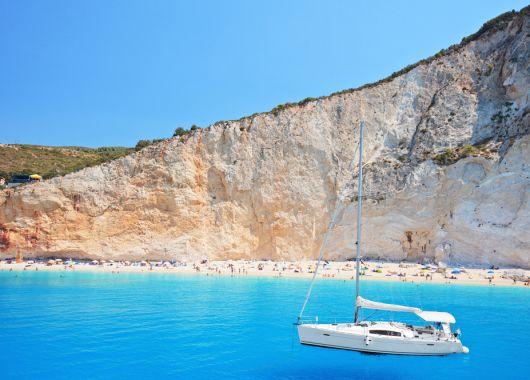 Lastminute auf die griechische Insel Lefkas: Apartment & Flug ab 184€
