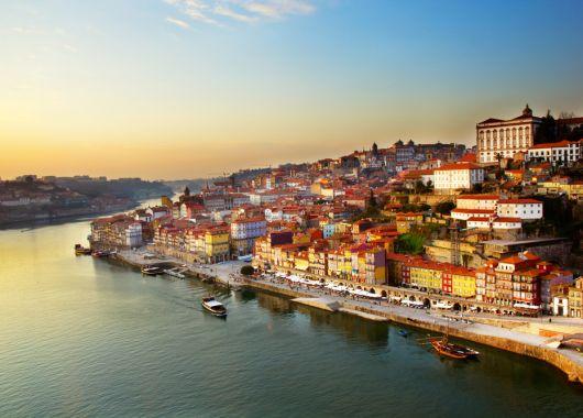 3 Tage Porto: 5* Hotel, Flug und Frühstück ab 126€