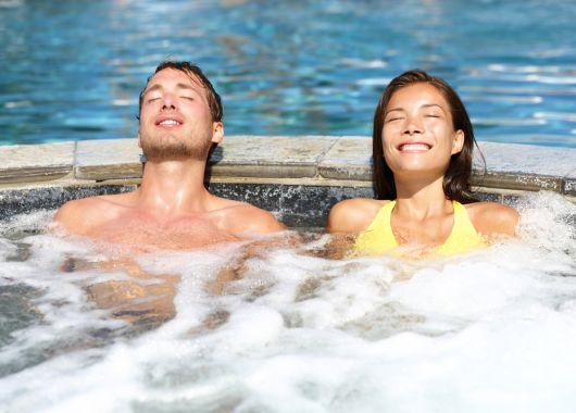3h Eintritt in den Thermen- und Saunabereich der Grugapark-Therme in Essen für 18€