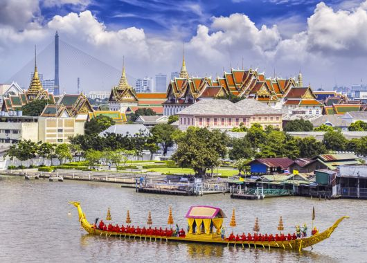 Bangkok: Top 3* Hotel in zentraler Lage für 11,50 Euro pro Person
