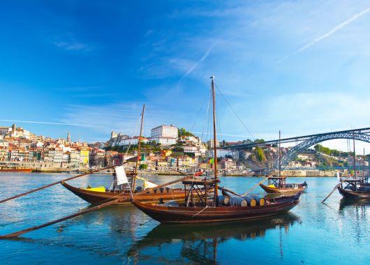 3 Tage Porto im 3* Hotel inkl. Frühstück und Flug ab 129€