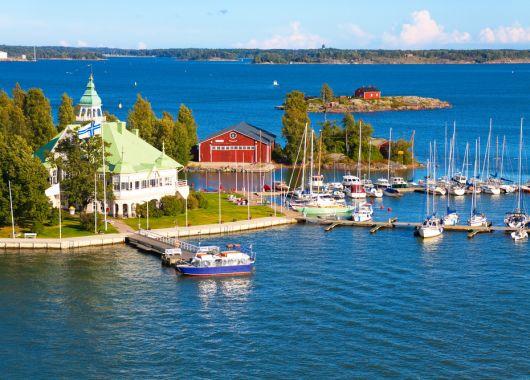 Last Minute Städtetrip nach Helsinki – 4 Tage im 4*Hotel inkl. Flügen und Frühstück ab 290€