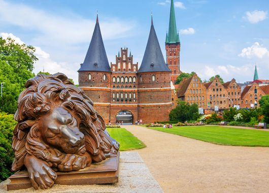 3 Tage Lübeck im 4* Hotel inklusive Frühstück und Wellness ab 69,50€ pro Person