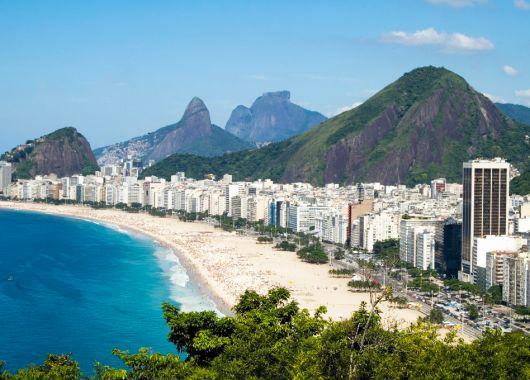Wild am Mittwoch: Mit KLM und Airfrance ab 499€ nach Brasilien
