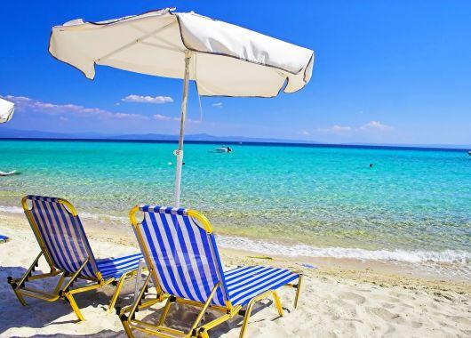 1 Woche Chalkidiki im Mai: 3* Hotel inkl. Halbpension, Flug und Transfer ab 256€
