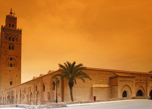 Marrakesch: 5 oder 8 Tage im guten 5* Hotel inkl. Flug und Frühstück ab 299€