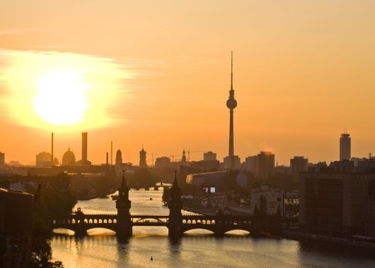 Valentinstag in Berlin: 3 Tage im 4* Hotel für 73€ pro Person