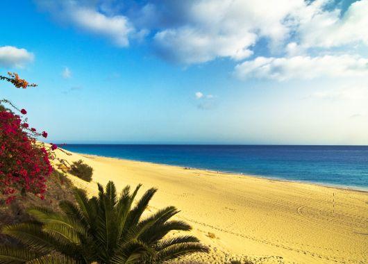 Fuerteventura: 7 Tage im 4* Hotel inkl. Flügen, Transfers, Rail&Fly und Halbpension ab 356€