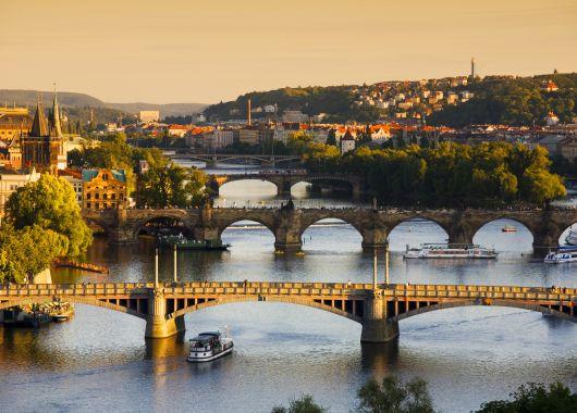 Prag: 3 Tage im guten 4* Hotel inkl. Frühstück für 75€ pro Person