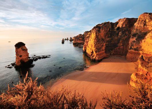 1 Woche Algarve im 4* Hotel mit All Inclusive, Flug, Rail&Fly und Transfer ab 458€