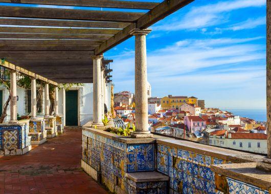 Lissabon: 3 oder 4 Tage im zentralen 3*Hotel mit Flügen und Frühstück für 139€