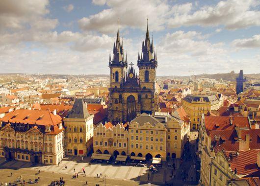Prag: Nächte im guten 4* Hotel Theatrino ab nur 19,50€ pro Person