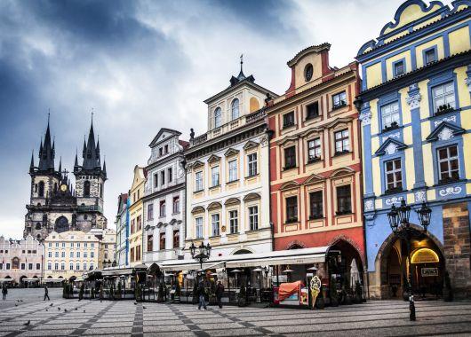 3 Tage Prag im guten 4* Hotel Theatrino inkl. Frühstück für nur 44€ pro Person im DZ