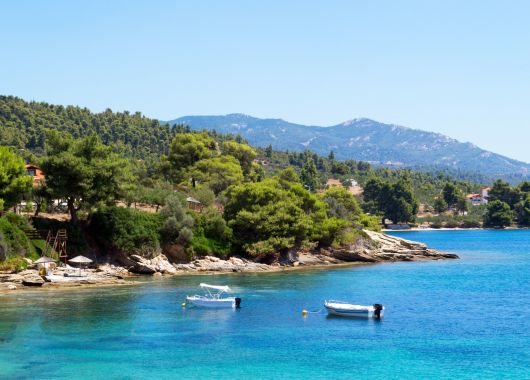Chalkidiki: 1 Woche im sehr guten 4* Hotel inkl. Flug und Halbpension ab 278€
