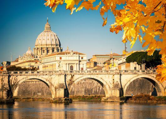 4 Tage La Dolce Vita: Kurztrip nach Rom im 3* Hotel inkl. Flug ab 154€