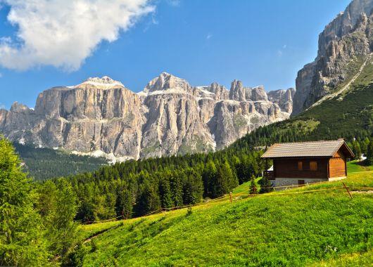 Sommer in den italienischen Alpen: 6 Tage im 4* Hotel mit Frühstück, Massage & Wellness für 169€