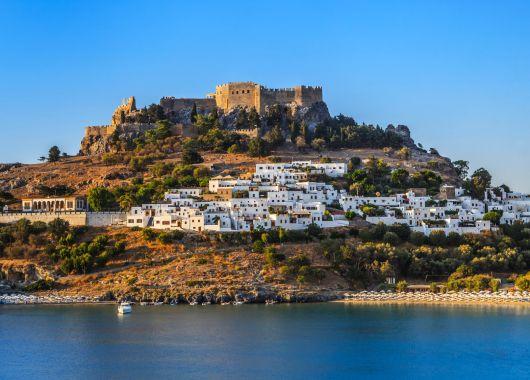 1 Woche Rhodos im Mai: 4* Hotel inkl. Frühstück, Flug, Rail&Fly und Transfer ab 311€
