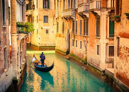 Venedig: 4 Tage im 4* Hotel inkl. Flug und Frühstück ab 177€ pro Person