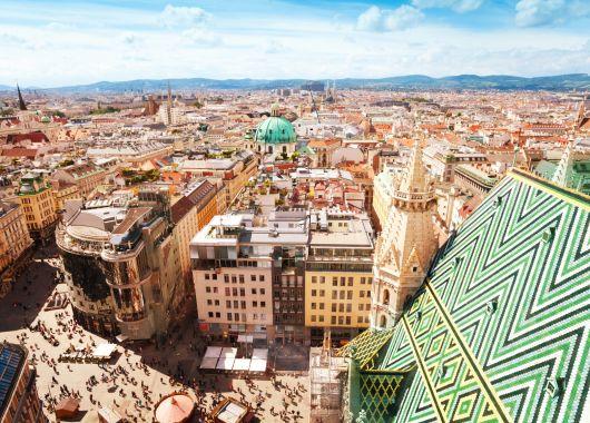 4 – 5 Tage Wien im 4* Hotel inkl. Frühstück ab 120€ pro Person