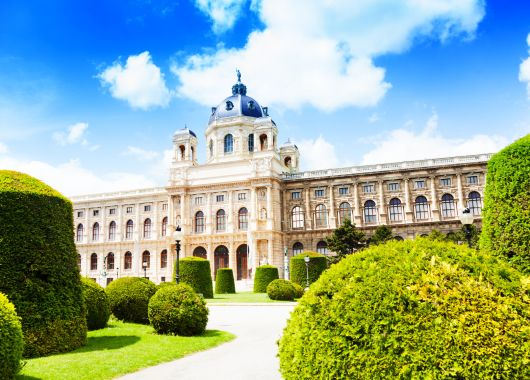 Himmelfahrt in Wien: 4 Tage im 4* Hotel ab 102€ pro Person