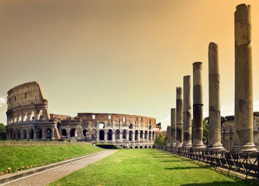 3 – 5 Tage Rom im 3* Hotel inkl. Frühstück und Flug ab 109€