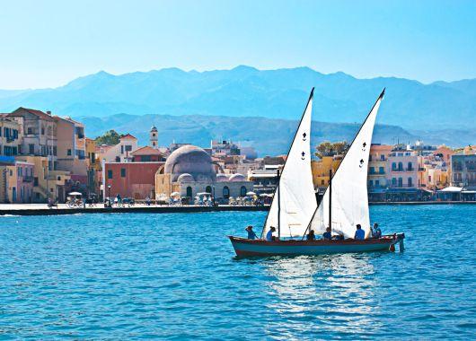 Kreta: 2 Wochen im tollen 3*Hotel inkl. Flug, Transfers. Rail&Fly und Frühstück für 390€