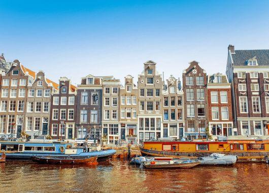 Übernachtung im 4* Hotel in Amsterdam ab 37,50€ pro Person