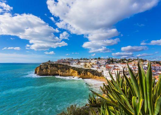 9 Tage Algarve im 4* Hotel mit Frühstück, Flug und Mietwagen ab 477€