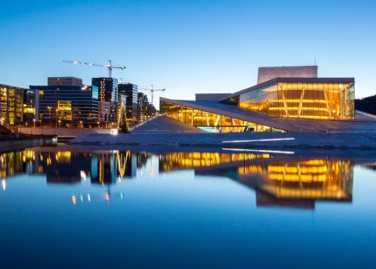 Oslo: 3 oder 4 Tage im 3* Hotel inkl. Flug und Frühstück ab 199€