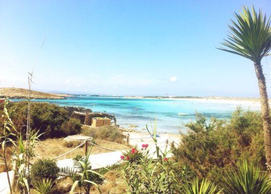 7 Tage Formentera im Oktober: 4* Hotel mit Halbpension, Flug, Transfer und Rail&Fly ab 589€