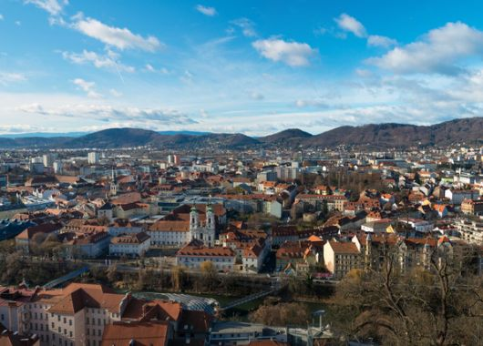 3 Tage Graz: Unterkunft im guten 4* Hotel inkl. Frühstück ab 79€