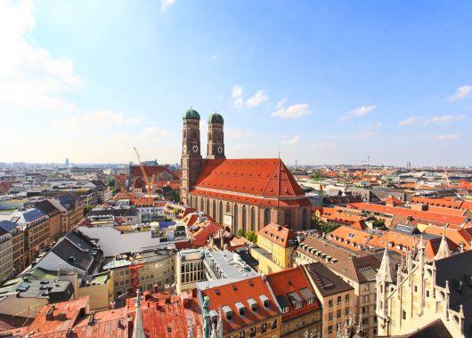 München: 3 Tage für zwei Personen im 3* Hotel inkl. Frühstück für 111€